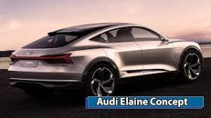 2018 audi elaine. Modren Audi New Audi Elaine Concept Interior Exterior And Drive Intended 2018 Audi Elaine