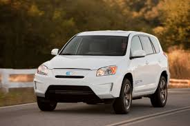 LA Show 2010: New Toyota RAV4 EV Powered by Tesla Appears in the ...
