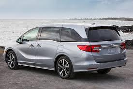 2019 Honda Odyssey Vs 2019 Toyota Sienna Which Is Better