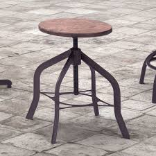 image of zuo modern outdoor bar stools photo
