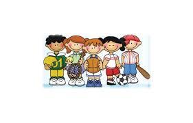 Afbeeldingsresultaat voor afbeelding sporten met kinderen