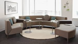 versatile furniture. Conversation Center: The Circa Lounge System And The Await Table Pair Up To  Create A Versatile Lounge Space. Furniture