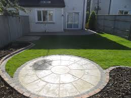 backyard raised patio ideas. Patio Areas | Circular And Raised Patio, Garden Design, Roschoill ,Drogheda Co Backyard Ideas