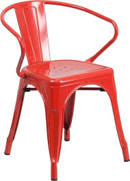 out door chairs red metal indoor outdoor chair with arms ch red indoor chairs bunnings