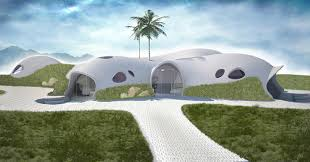 Inflatable Concrete Inflatable Concrete Building Home