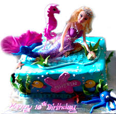 Barbie Pearl Princess Cake Birthday Cake Sri Lanka Online