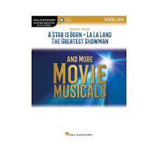 Songs from A Star Is Born, La La Land, The Greatest Showman and More Movie  Musicals for Violin - Vivace Music Store Brisbane, Queensland's Largest  Music Store