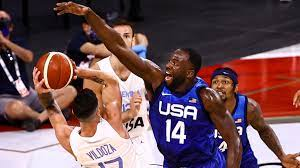 USA Basketball routs Argentina after ...