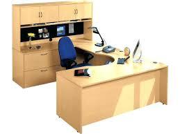 desk for office. Curved L Shaped Desk Office U Modern Corner Home Desks Furniture For