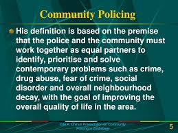 community policing essay community policing essay move criminal community policing essay community policing essay move criminal justice forward why community policing doesnt go far enough attn mla style term paper