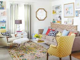 Living Room Decor Colors Make A Statement Rugs That Enliven Every Interior