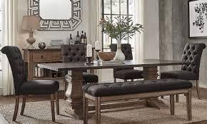 gray dining room furniture. Elegant Dining Room Sets. How To Choose Furniture Sets Overstock.com Gray