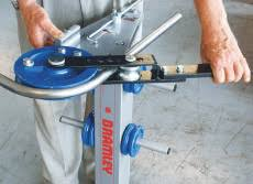 ControlledAngle Bends With A Bench Vise  ToolmongerBench Bender