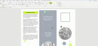 Templates For Brochures Free Download Brochure Templates Wordi Fold Template Psd Free Download