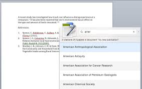 magic citations on papers for mac cite write your manuscripts creating your bibliography