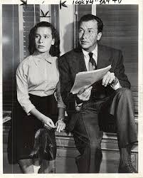 1952, mann iris tv 50s   Historic Images