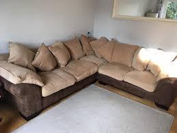 brown and cream sofa. Unique Brown Brown And Cream Corner Sofa For R