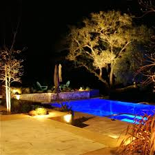 tropical outdoor lighting. internal steps patio modern with pool lighting tropical outdoor