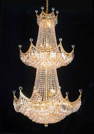 cjd ck cg 2179 36 french empire crystal chandelier