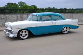 1956 chevy delray | 1956 Chevrolet 210 Del Ray Club Coupe sold ...