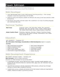 Soap Web Services Developer Resume Platformeco