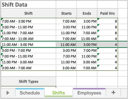 employee notes template employee availability template excel temp publish with mon sat