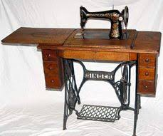 Using a vintage treadle sewing machine tutorial - I have an old treadle  machine I bought