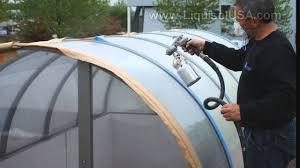 stop skylight heat ways to apply liquisol solar reflective paint