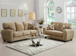 Microfiber Living Room Set Living Room House Designing Ideas