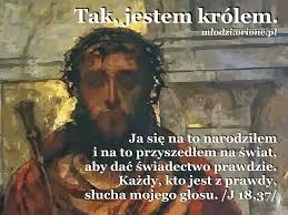 Znalezione obrazy dla zapytania Chrystusa Króla rok a Mateusz