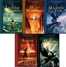 kit 05 livros percy jackson e os olimpianos vol 1 ao 5 r 79 90 em mercado livre