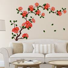 Small Picture Buy Decals Design Floral Branch Antique Flowers Wall Sticker