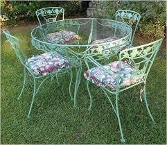 white wrought iron garden furniture. Vintage Cast Iron Patio Furniture White Wrought Garden I