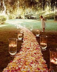 Wedding Altar And Aisle Decorations Martha Stewart Weddings