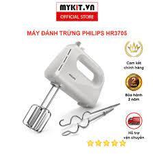 Máy Đánh Trứng Cầm Tay Philips HR3705 - MYKIT.VN