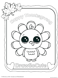 Thanksgiving Coloring Pages For Kids Printable Thanksgiving Coloring ...