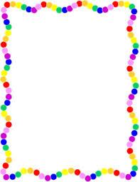 Christmas Border Clipart Rainbow Movieplus Me