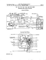 wiring diagram for john deere the wiring diagram late jd 50 wiring diagram yesterday s tractors wiring diagram