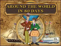 around the world in days interactive children s story book around the world in 80 days interactive children s story book image 1