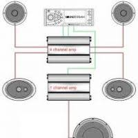 dual subwoofer wiring diagram page 2 wiring diagram and schematics dual 2 channel amp wiring diagram wiring diagrams 4 speakers and 1 subwoofer to 4 channel