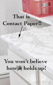 Best 25+ Contact paper countertop ideas on Pinterest | DIY contact ...