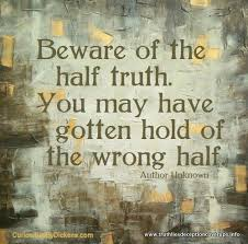 Deception Quotes Men Occasionally Stumble Over The Truth Butmost Cool Deception Quotes