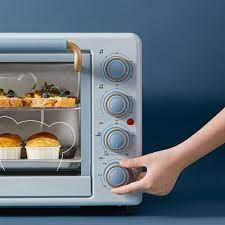 Lò nướng Bear gia đình Đa chức năng Tự động 35L Dung tích lớn Bánh mì trứng  Tart điện nhỏ giá cạnh tranh