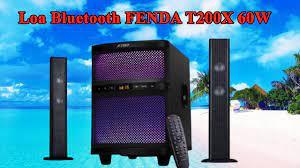 Cách Sửa Loa Bluetooth FENDA T200X 60W Không Lên Nguồn