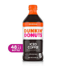 Try it before its gone! Dunkin Original Iced Coffee 48 Fl Oz Instacart