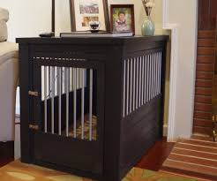 dog crates as furniture. Full Size Of End Tables:wood Dog Crate Furniture Plans Table Trellischicago Pet Den Crates As