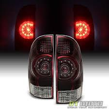 cool toyota 2017 2005 2015 toyota tacoma red smoke led tail 2007 toyota tacoma wiring diagram at 05 Tacoma Lights Wiring Diagram