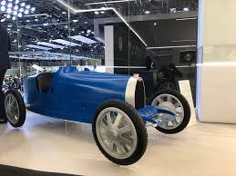 Bugatti <b>Baby</b> gets a <b>new life</b> and a 30,000 euro price tag