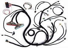 ls2 wiring harness ebay Standalone Vortec Wiring Harness 2006 2015 gen iv ls2 ls3 psi standalone wiring harness w 4l60e (