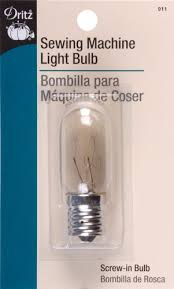Sewing Machine Light Bulbs